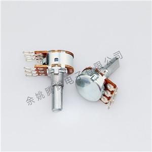 单双联电位器1610