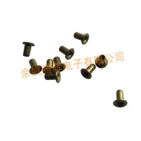 铜空心铆钉1.5×2.5
